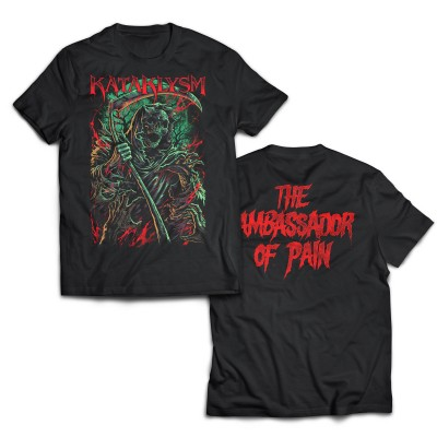 The Ambassador of Pain 2017 | KATAKLYSM Merch Shop