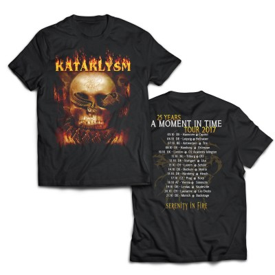Serenity in Fire 2017 | KATAKLYSM Merch Shop