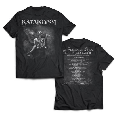 Of Ghosts and Gods Part II 2016 | KATAKLYSM Merch Shop
