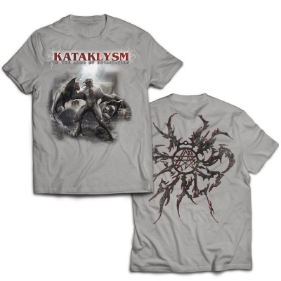 In the Arms TS grau Part I 2016 | KATAKLYSM Merch Shop