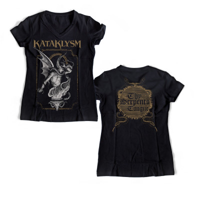 Serpents Tongue Part II 2016 | KATAKLYSM Merch Shop