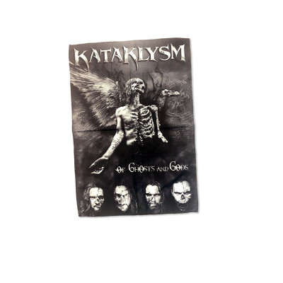 Of Ghosts and Gods | KATAKLYSM Merch Shop