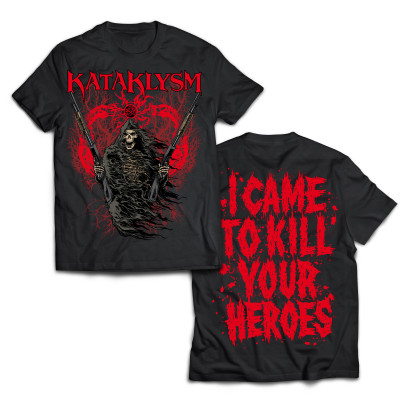 Grim Reaper TS | KATAKLYSM Merch Shop